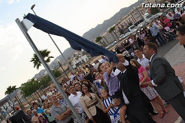 Autoridades municipales inauguran la calle Francisco Zamarreño Cayuela - 1, Foto 1