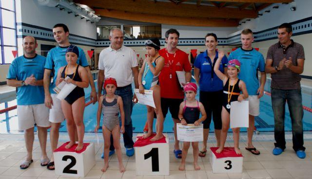 El Centro Deportivo Municipal de Puerto Lumbreras ha acogido el ´V Trofeo de Natación Infantil 2011´ - 1, Foto 1
