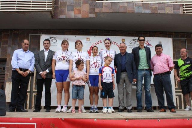 Jornada de ciclismo femenino en Roldán - 1, Foto 1