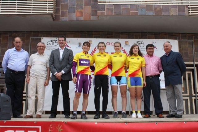 Jornada de ciclismo femenino en Roldán - 2, Foto 2