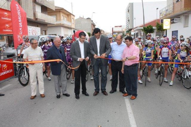 Jornada de ciclismo femenino en Roldán - 3, Foto 3