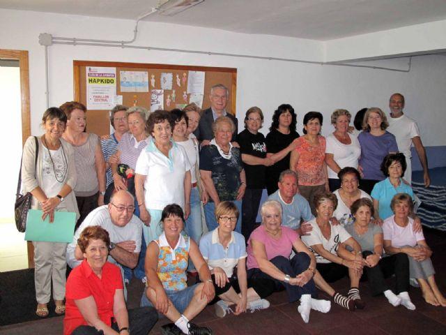 Cincuenta mayores finalizan un nuevo curso de gimnasia energética - 2, Foto 2