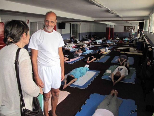 Cincuenta mayores finalizan un nuevo curso de gimnasia energética - 3, Foto 3