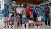 El Centro Deportivo Municipal de Puerto Lumbreras ha acogido el ´V Trofeo de Natación Infantil 2011´