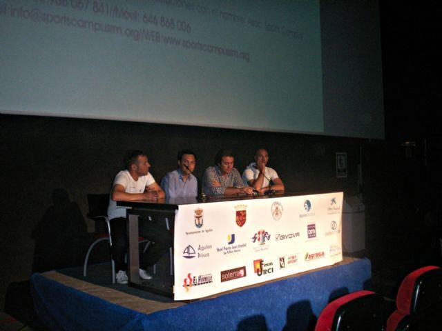 Presentación I Campus de Fútbol Ciudad de Águilas - 1, Foto 1