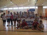 La concejalía de Deportes clausura la Escuela Polideportiva de Deporte Escolar