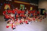 Más de 800 personas de Santomera acuden a la fiesta de fin de curso del CAI Infanta Elena y de la Escuela Infantil Arco Iris