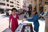 El Ayuntamiento difunde 5.000 impresos informativos con motivo del 'Día Mundial sin Tabaco'