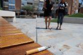 El programa municipal de prevención de drogodependencias del ayuntamiento de Totana se suma a la campaña 'Activemos los espacios libres de tabaco'