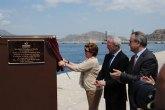 El Gobierno de España invierte en los últimos años más de 140 millones de euros para la ampliación de la Dársena de Escombreras