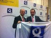 Cartagena recibe en Madrid las once Q de calidad.