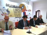 ´Lorca somos todos´ contará con la participación de Estopa, David Bisbal, Pignoise o Diego Martín