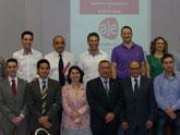 Juan David Ruiz renueva su cargo de Presidente en AJE Guadalent�n