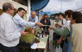 El Ayuntamiento de Puerto Lumbreras reparte más de 1.000 plantas con motivo del Día del Medio Ambiente