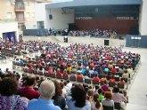 Más de 1.400 escolares acuden al festival de la Asociación Musicocultural de Euterpe