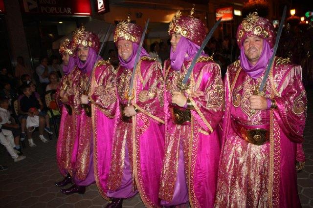 Terminan las Fiestas Trinitario Berberiscas 2011 - 1, Foto 1