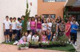 Alumnos del Colegio Sagrado Corazón de Puerto Lumbreras plantarán más de 100 árboles coincidiendo con la Semana del Medio Ambiente