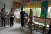 Los alumnos del colegio Nuestra Señora del Carmen estrenan biblioteca