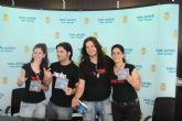 La concejalía de Juventud publica el primer disco de la banda de rock local Nudo