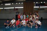 Exhibición de Karate y Break dance con motivo de las Fiestas Patronales