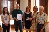La II Muestra de Teatro Aficionado dona más de 1.200 euros a la asociación Afemar
