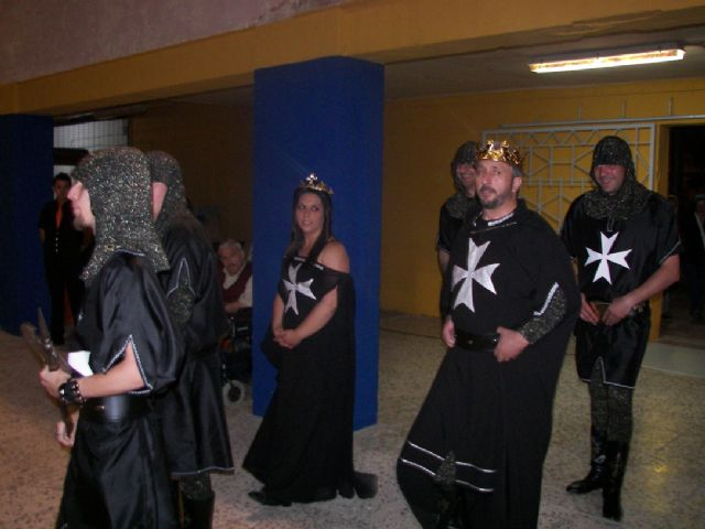 Primer acto del programa de festejos de Moros y Cristianos de Archena 2011: Cena Medieval de Convivencia - 1, Foto 1