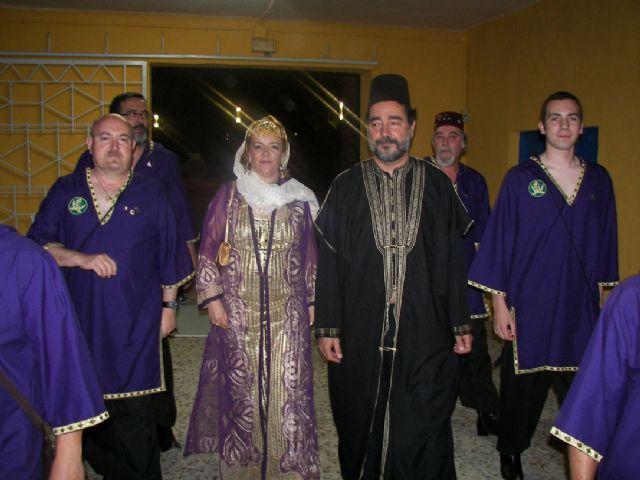 Primer acto del programa de festejos de Moros y Cristianos de Archena 2011: Cena Medieval de Convivencia - 2, Foto 2