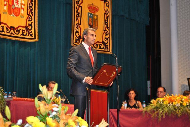 El Ayuntamiento de Beniel celebra su pleno extraordinario para la toma de posesión del nuevo equipo de gobierno - 2, Foto 2