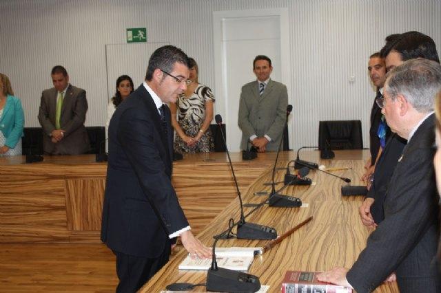 Daniel García Madrid toma posesión como alcalde de Torre-Pacheco - 1, Foto 1