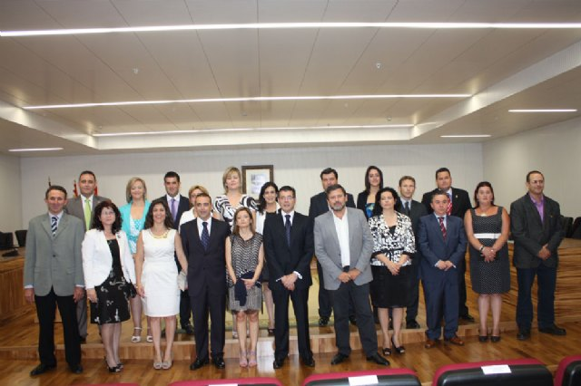 Daniel García Madrid toma posesión como alcalde de Torre-Pacheco - 2, Foto 2