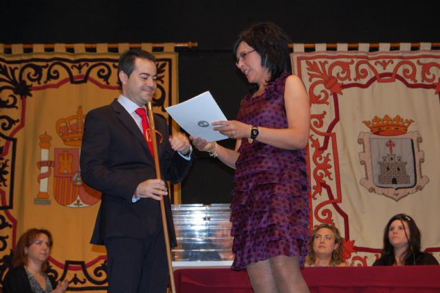 Joaquín Hernández toma posesión como alcalde de Lorquí - 2, Foto 2