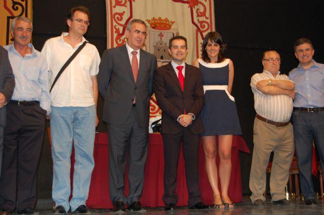 Joaquín Hernández toma posesión como alcalde de Lorquí - 3, Foto 3