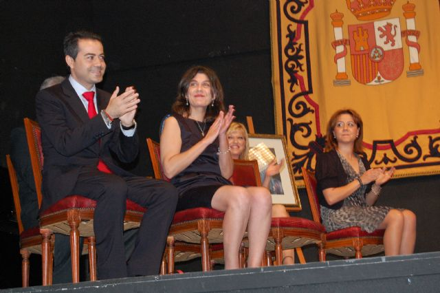 Joaquín Hernández toma posesión como alcalde de Lorquí - 4, Foto 4