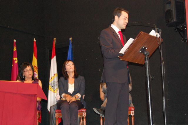 Joaquín Hernández toma posesión como alcalde de Lorquí - 5, Foto 5
