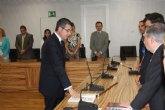 Daniel García Madrid toma posesión como alcalde de Torre-Pacheco