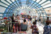 ASEPLU y el Ayuntamiento y organizaron la primera edición del Mercadillo 'Comercio Lumbrerense' para fomentar la actividad de los comercios locales