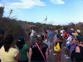 La concejalía de Medio Ambiente organizó una excursión al parque natural de Calblanque