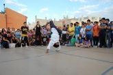 Jóvenes de toda España se acercan a Alguazas para participar en la III edición del 'Alguazas Fresh'
