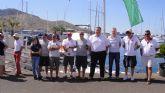 El gran éxito en la regata del club náutico de Portmán