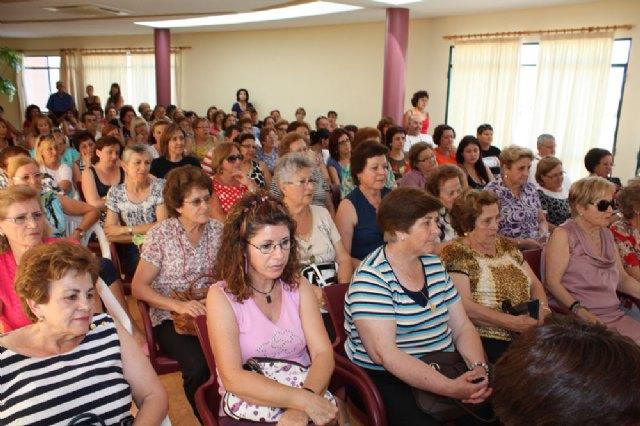 Inaugurada la XIX Semana de Encuentro para la Igualdad y el Asociacionismo de Torre-Pacheco - 2, Foto 2