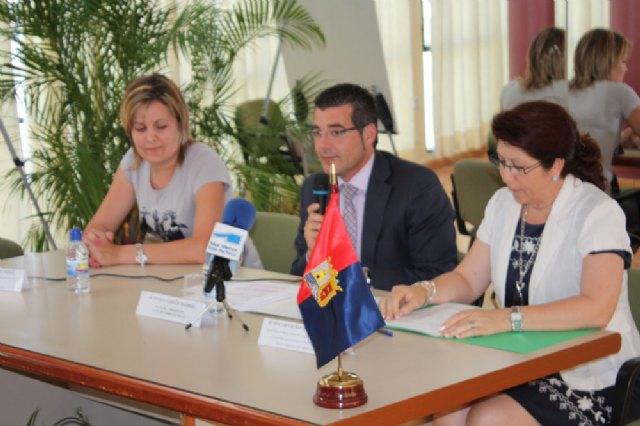 Inaugurada la XIX Semana de Encuentro para la Igualdad y el Asociacionismo de Torre-Pacheco - 3, Foto 3