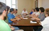 El nuevo Equipo de Gobierno de Puerto Lumbreras se pone manos a la obra