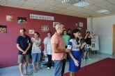 Los alumnos de Aidemar despiden con un espectáculo  su curso de fomento de la lectura en la biblioteca municipal
