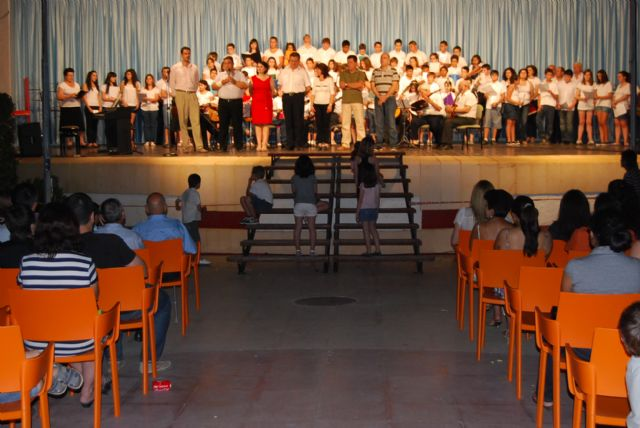 The Municipal School of Music closing the 2010/2011 academic year