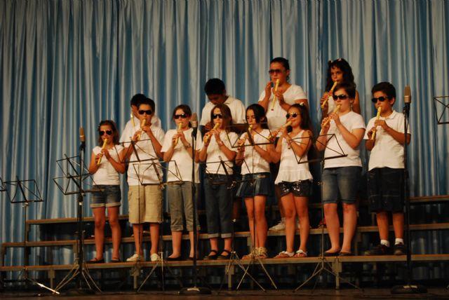 La Escuela Municipal de Música clausura el curso 2010/2011, Foto 4