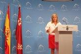 M�s de 900.000 euros para 55 nuevas plazas de atenci�n a mayores dependientes en Alcantarilla y Alhama de Murcia