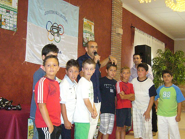 The Capuchin-Sala Soccer Club puts the finishing touches on the 2010-11 season
