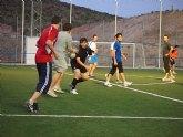 El Club de Rugby de Totana amplía sus entrenamientos semanales