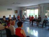 La alcaldesa y las concejalas de Atención Social y Sanidad se reúnen con los familiares de los usuarios del Servicio de Apoyo Social