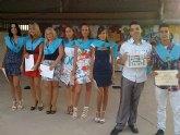 Autoridades municipales asisten al acto de graduación de los ocho alumnos de 4º de la ESO del CP 'Guadalentín'
